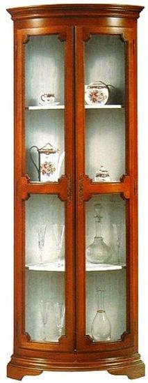 Obrázek Rohová skříň