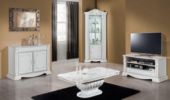 Obrázek Sestava Prestige bílá - stříbrná 24