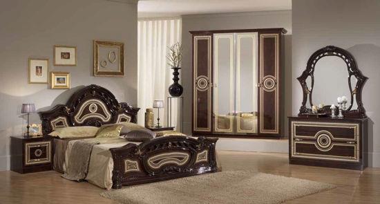 Obrázek Ložnice Sara mahogany