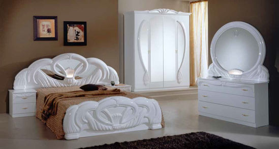 Obrázek Ložnice Giada white