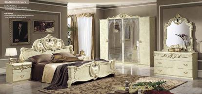 Obrázek Ložnice Barocco ivory
