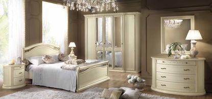 Obrázek Ložnice Siena avorio kom.3