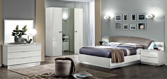 Obrázek Ložnice Onda white 2