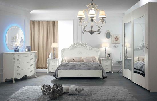 Obrázek Ložnice Viola bílá 1