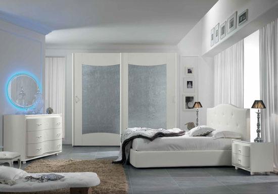 Obrázek Ložnice Viola bílá 6
