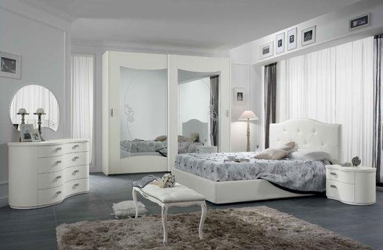 Obrázek Ložnice Viola bílá 5