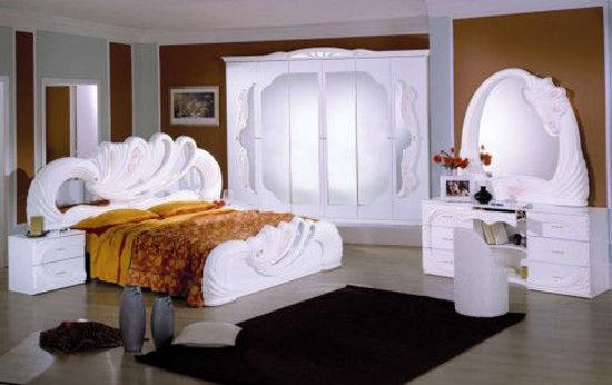 Obrázek Ložnice Vanity 6dv. 160 - White