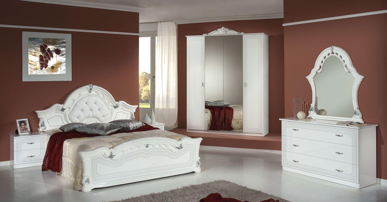 Obrázek Ložnice Stella bianco-argento
