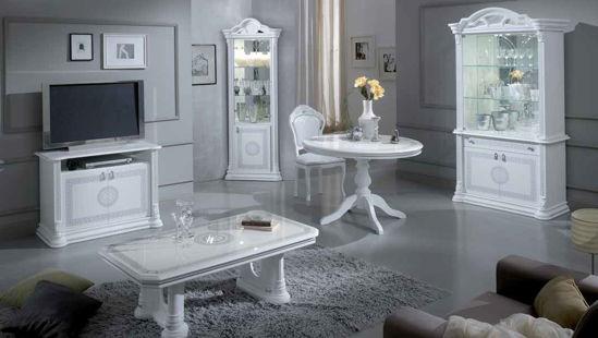 Obrázek Venus bílá / stříbrná 1