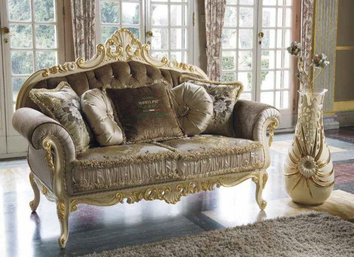 Obrázek Pohovka luxusní - stylová 03