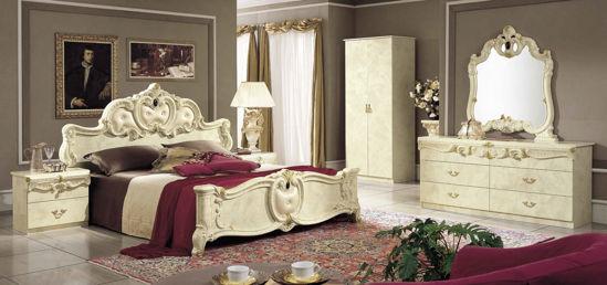Obrázek Ložnice Barocco ivory 1