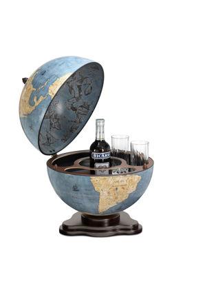 Obrázek Bar Globus  Galileo Blue Dust