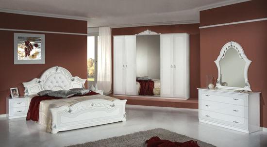 Obrázek Ložnice Stella bianco-argento 2