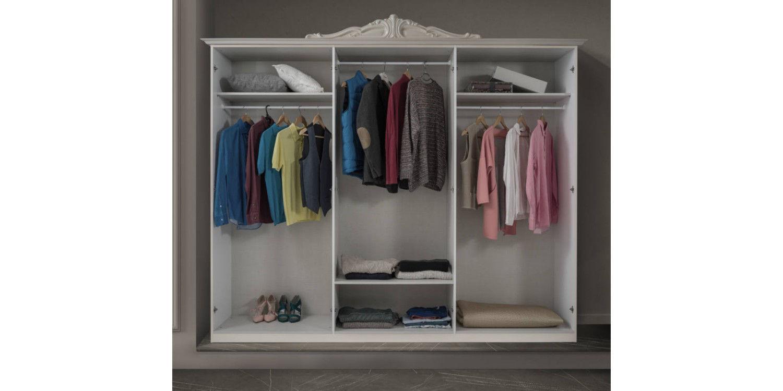 Italská ložnicová skříň Nora.