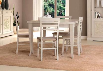 Obrázek Stůl rozkládací čtverec